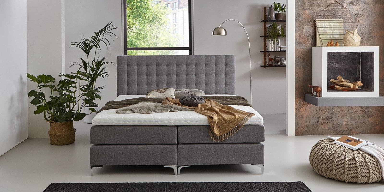 Boxspringbett Pisa Designer Bett Hotelbett Günstig Online Kaufen Bei Moebella24