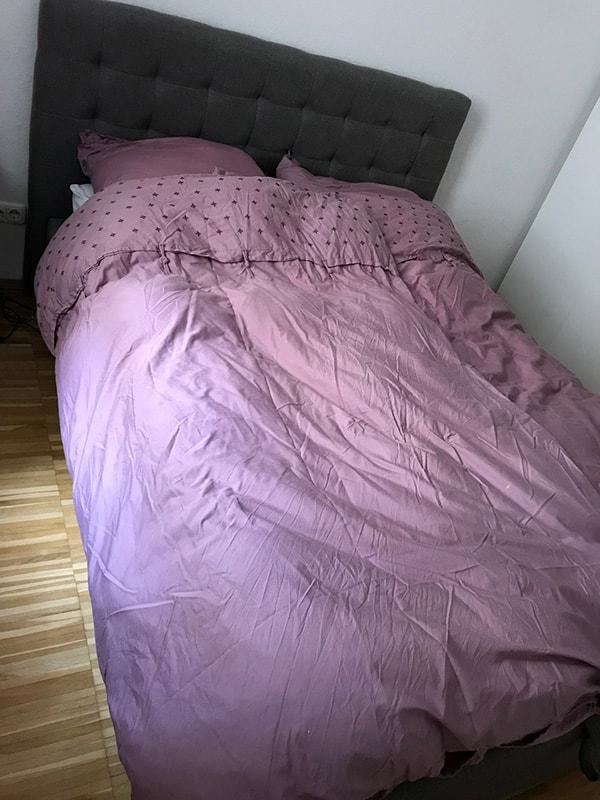 bett mit bettkasten 140 160 180x200 grau polsterbett mit stauraum moebella24. Black Bedroom Furniture Sets. Home Design Ideas