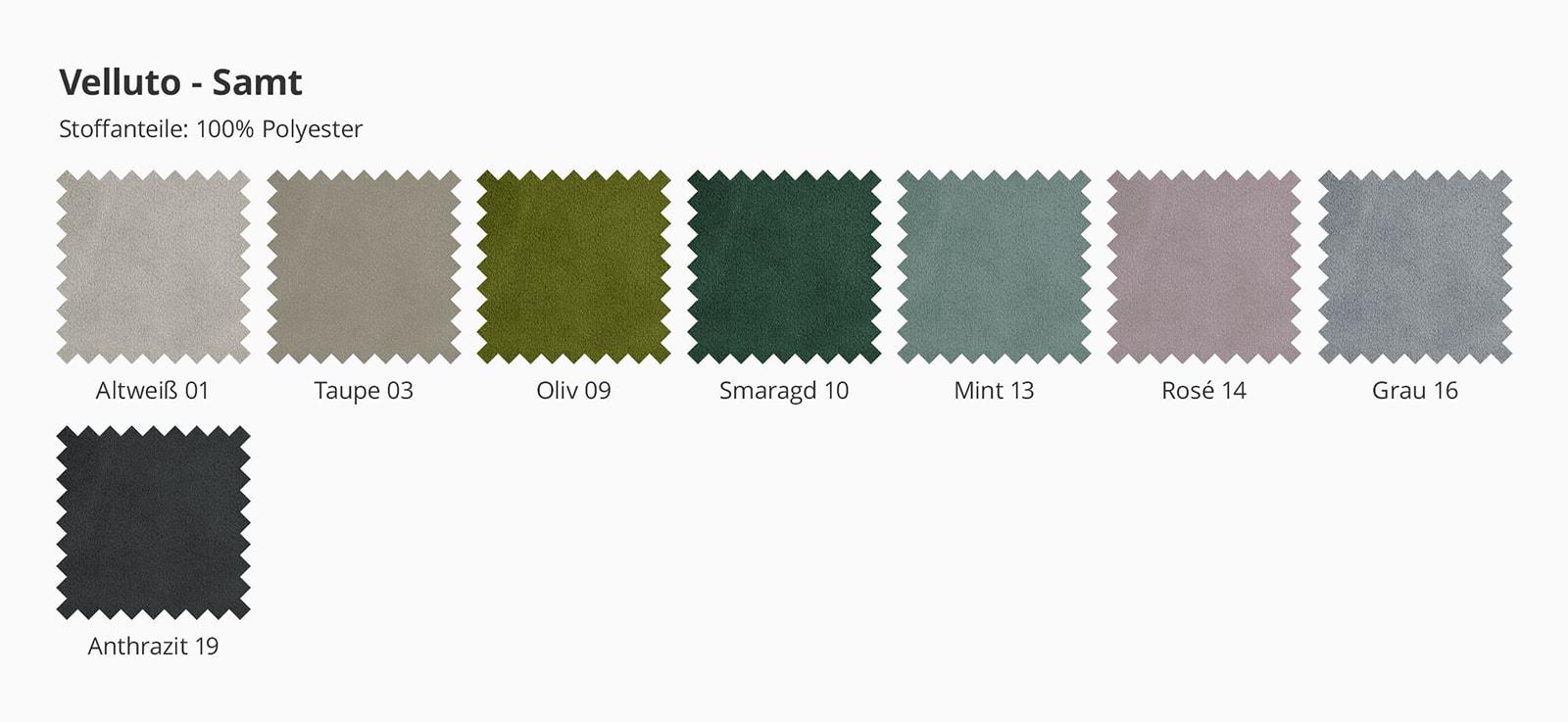 Stoffmuster kostenlos bestellen moebella24 for Muster arredamenti
